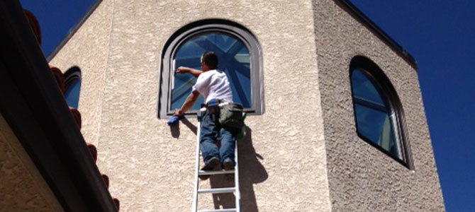 Window Washing in Reno